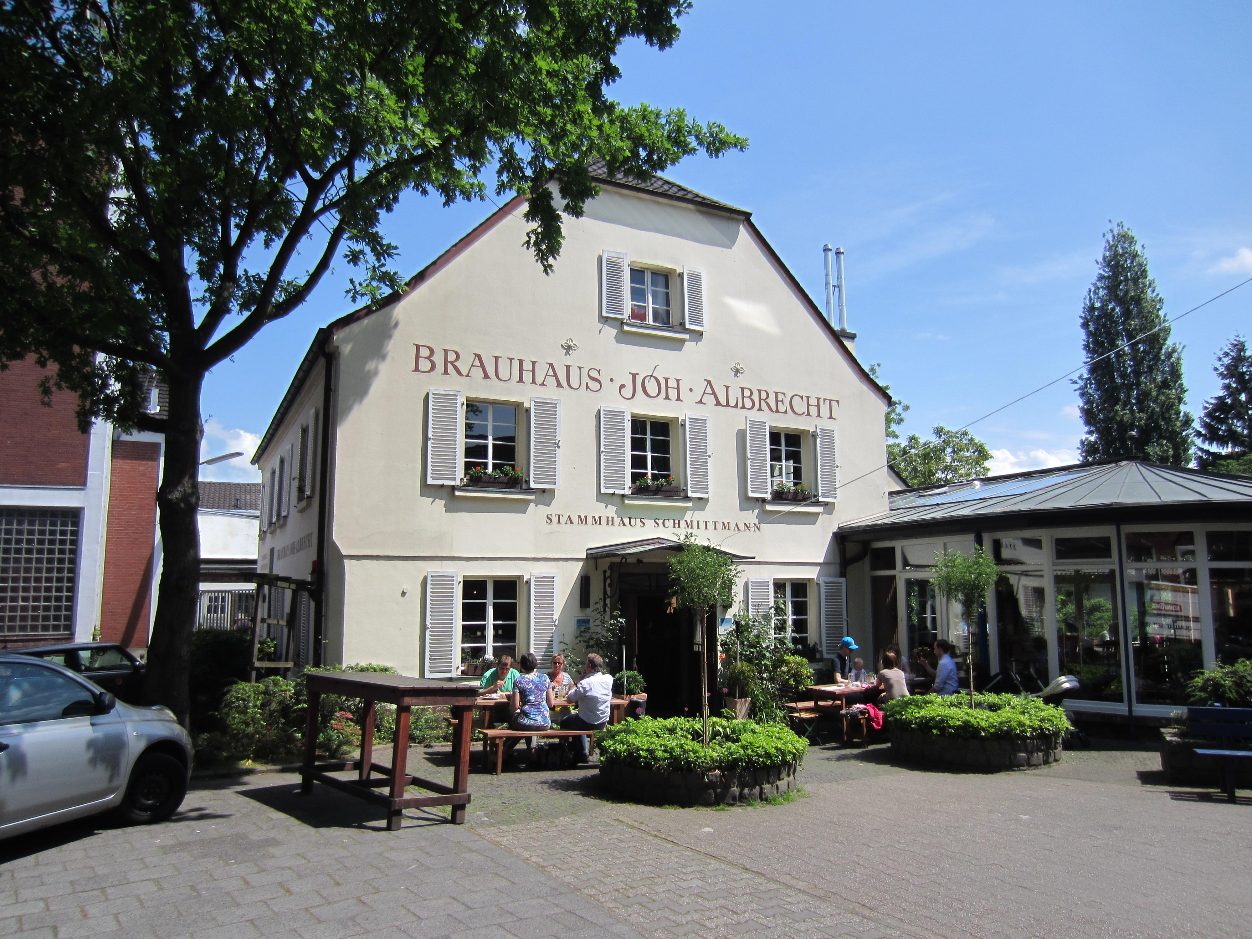 Brauhaus Joh. Albrecht, Düsseldorf Niederkassel