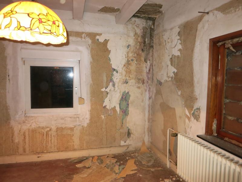 erste renovierungsarbeiten am dach. Black Bedroom Furniture Sets. Home Design Ideas