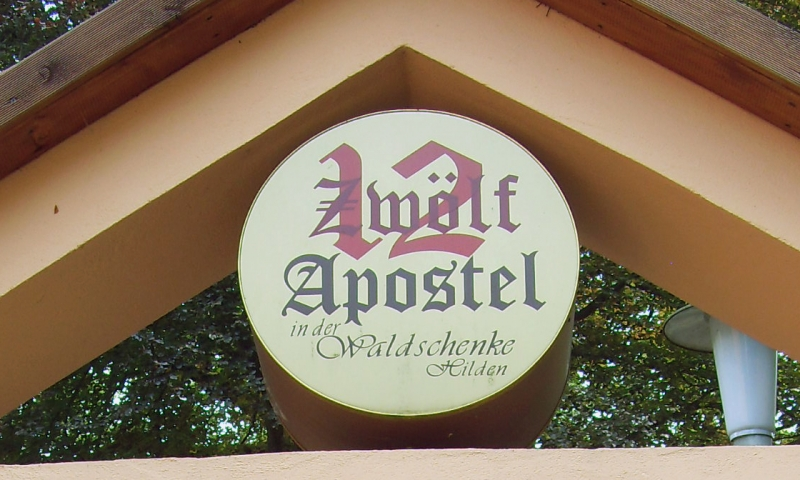 Restaurant 12 Apostel