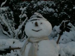 WM im Schnee