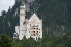 Schloss Neuschwanstein, Bayern Urlaub