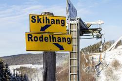 Ski und Rodeln - gut!