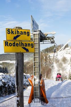 Skifahren und Rodeln im Sauerland, Foto: Dago Wiedamann
